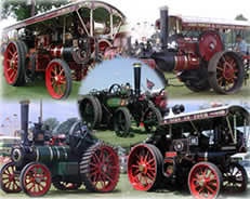 Traction Engine SiteRing
