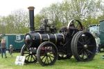 Fowell Traction Engine, Cromwell, Bill Targett Rally 2010