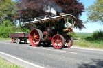 Lady Pride of England, A272, heading home