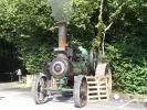 "Burrell Traction Engine ""Pride of Monewden"""