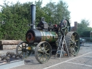 Wallis and Steevens Traction engine