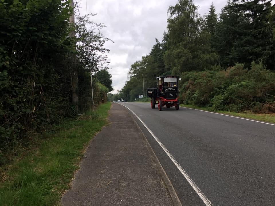 Williams of Bordons FWD lorry