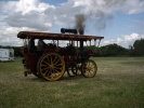 "Garrett Showmans Tractor ""Lady Olivia"""