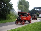Foden C-Type tractor on the road run