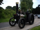 """Marshall """"Victoria Empress of India"""" on the road run"""