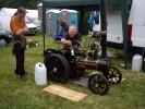 Burrell Miniature steam engine