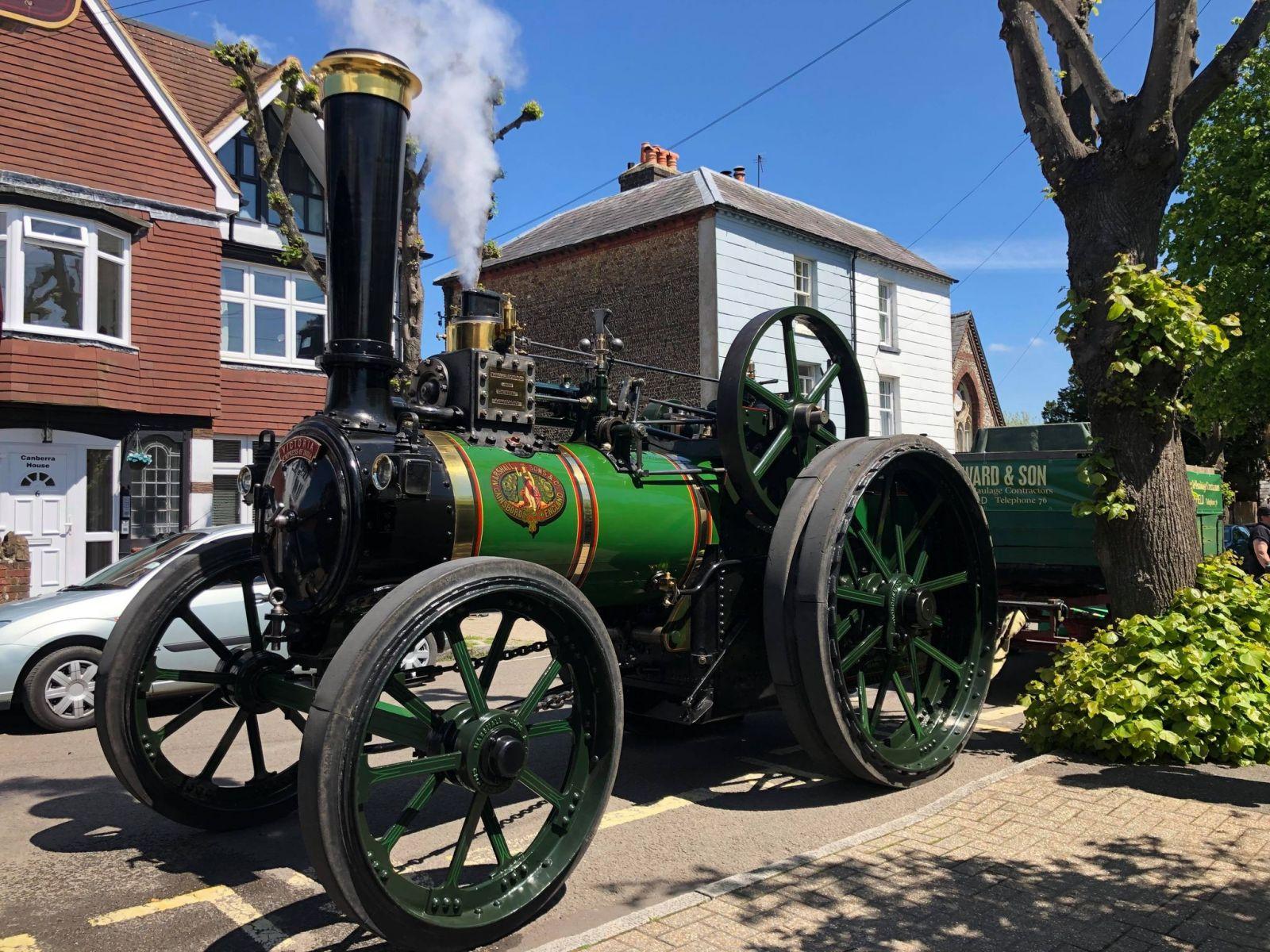 Victoria in St Petersfield Road Petersfield