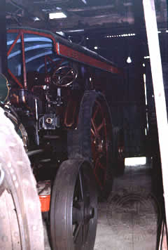 """SIR JOHN FOWLER"" and just behind her is Marshall 14242 in the Chapel Street workshop"