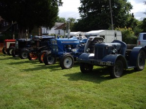 Sewards of Petersfield Steam and Vintage Gathering 2011, Image 2