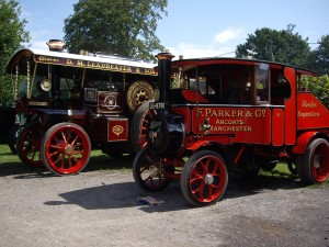 Sewards of Petersfield Steam and Vintage Gathering 2011, Image 1